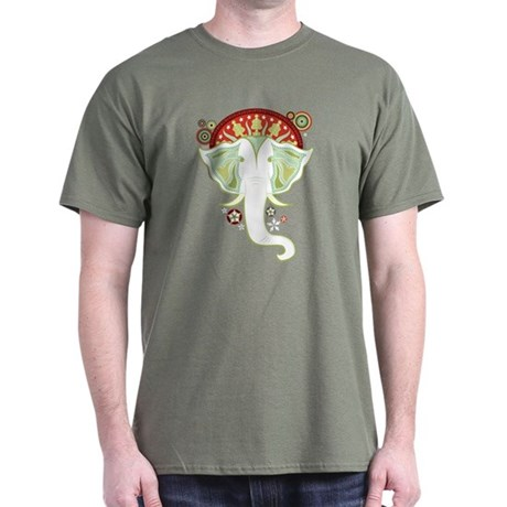 White Elephant - Dark T-Shirt