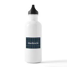 Tartan - MacKenzie dress Water Bottle