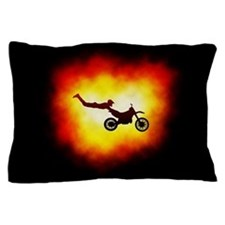 MotoX Superman Pillow Case