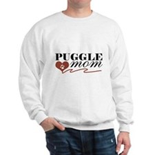 puggle mom Sweatshirt