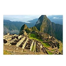 Machu Picchu Postcards (Package of 8)