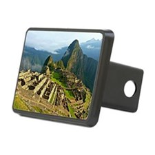 Machu Picchu Rectangular Hitch Cover