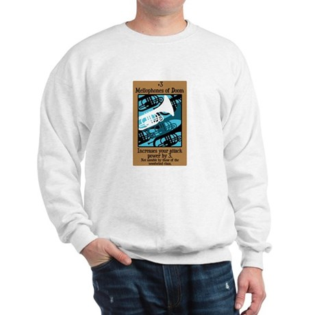 Mellophones of Doom Sweatshirt