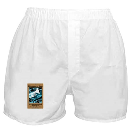 Mellophones of Doom Boxer Shorts