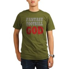 Fant Football GOD T-Shirt