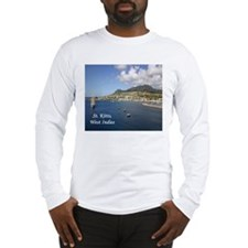 St. Kitts Long Sleeve T-Shirt