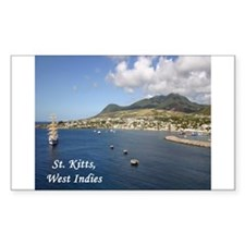 St. Kitts Decal