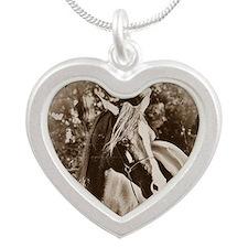 Antique Horse Necklaces