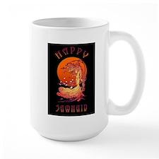 Halloween Wind-Samhain Mugs