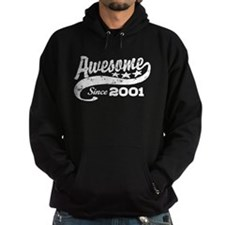 Awesome Since 2001 Hoody