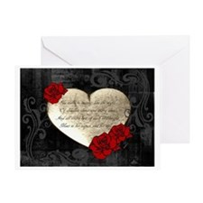 walksinbeautyfront Greeting Card