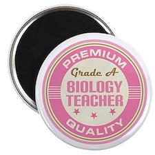 Premium quality biology teacher Magnet
