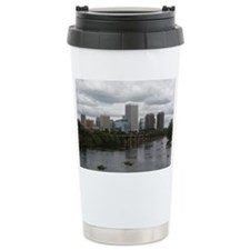 Richmond VA skyline Ceramic Travel Mug
