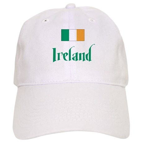 Ireland Flag Cap