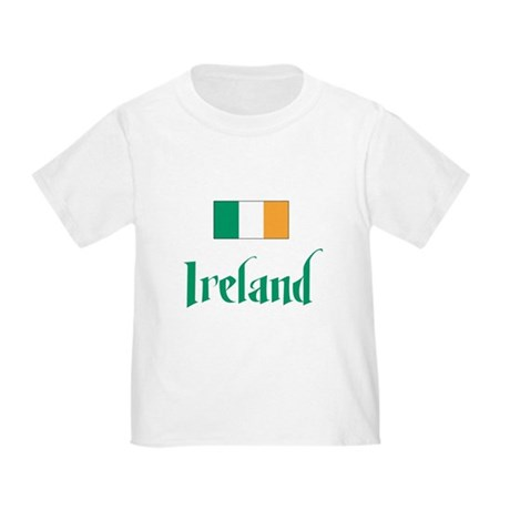 Ireland Flag Toddler T-Shirt