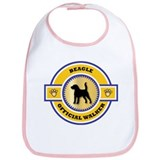Beagle Walker Bib