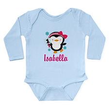 Custom 1st Birthday Penguin Baby Outfits