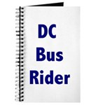 DC Bus Rider Journal