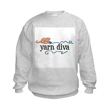 Yarn Diva Kids Sweatshirt