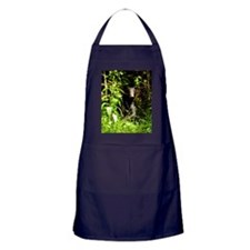 Watchful Bear Apron (dark)