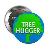 TREEHUGGER... Button