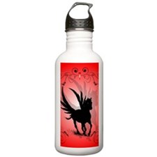 Horse with wings Water Bottle