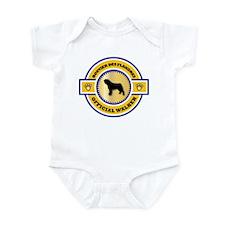 Bouvier Walker Infant Bodysuit