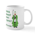 Saint Patricks Irish Masons Mug Mug