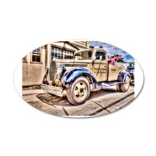 Tow Truck Wall Decal