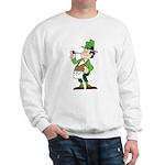 The Masonic Leprechaun. Sweatshirt