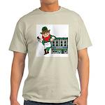 Masonic Hall for the Irishman Ash Grey T-Shirt