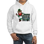 Masonic Hall for the Irishman Hooded Sweatshirt
