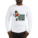 Masonic Hall for the Irishman Long Sleeve T-Shirt