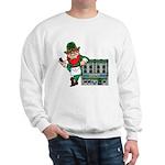 Masonic Hall for the Irishman Sweatshirt