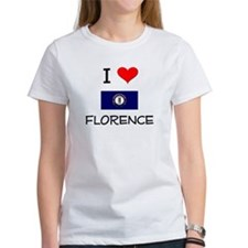 I Love FLORENCE Kentucky T-Shirt