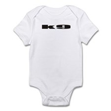 POLICE K9 LOGO Infant Bodysuit