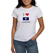 I Love LONDON Kentucky T-Shirt