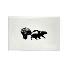 Skunk Logo Magnets