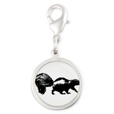 Skunk Logo Charms