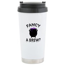 'Fancy a Brew?' Ceramic Travel Mug