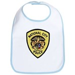 National City Police Bib