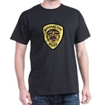 National City Police Dark T-Shirt
