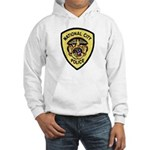 National City Police Hooded Sweatshirt