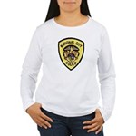 National City Police Women's Long Sleeve T-Shirt