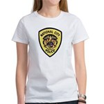 National City Police Women's T-Shirt