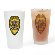 SAN DIEGO POLICE Drinking Glass