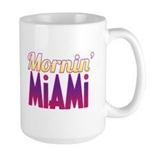 Mornin' Miami Mugs