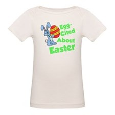 Egg-Cited About Easter T-Shirt