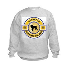 Cockapoo Walker Sweatshirt