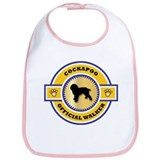 Cockapoo Walker Bib